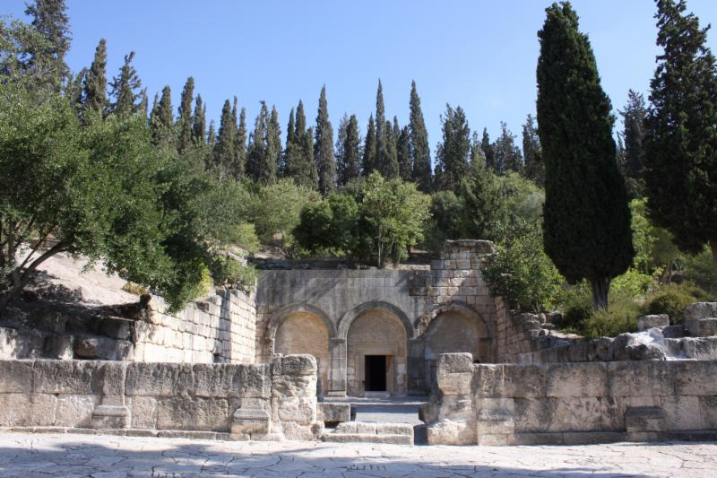 Galilee Burial Ground Now World HeritageSite
