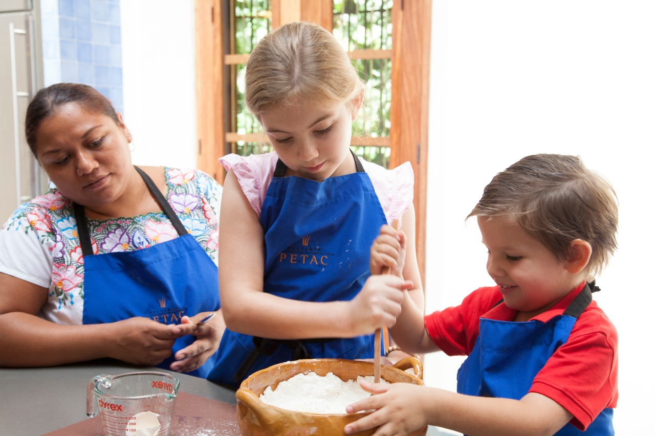 A Cooking Adventure For Kids in Mexico