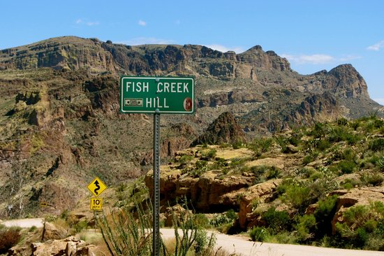 Arizona Dreaming Along the Apache Trail – Passport and Ticket